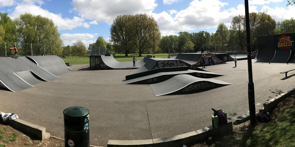 Skate Park Finder